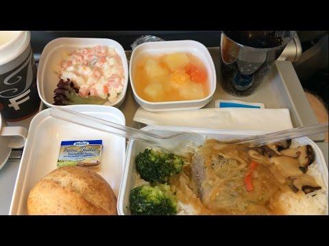 Air China   Airbus A330-300   Economy class report   Munich to Beijing [MUC-PEK]   CA 962