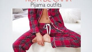 OUTFITS de PIJAMA (frescos y cómodos) /PAJAMA LOOK BOOK  |ILEANIN