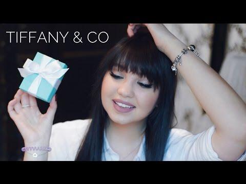 Распаковываю подарок из Tiffany