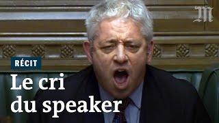 A quoi sert le speaker de la Chambre des communes(et pourquoi il crie autant)