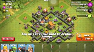 Clash of clans LIVE farming raids w/Evdf951! SERIOUS LOOT! using irec