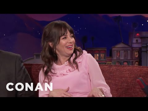Natasha Leggero On Men's Messy Instincts   CONAN on TBS