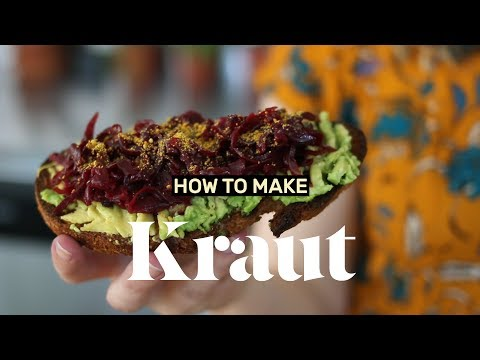 How To Make Kraut (Sauerkraut)