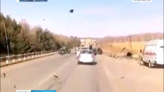 В ДТП под Красноярском погибли три человека