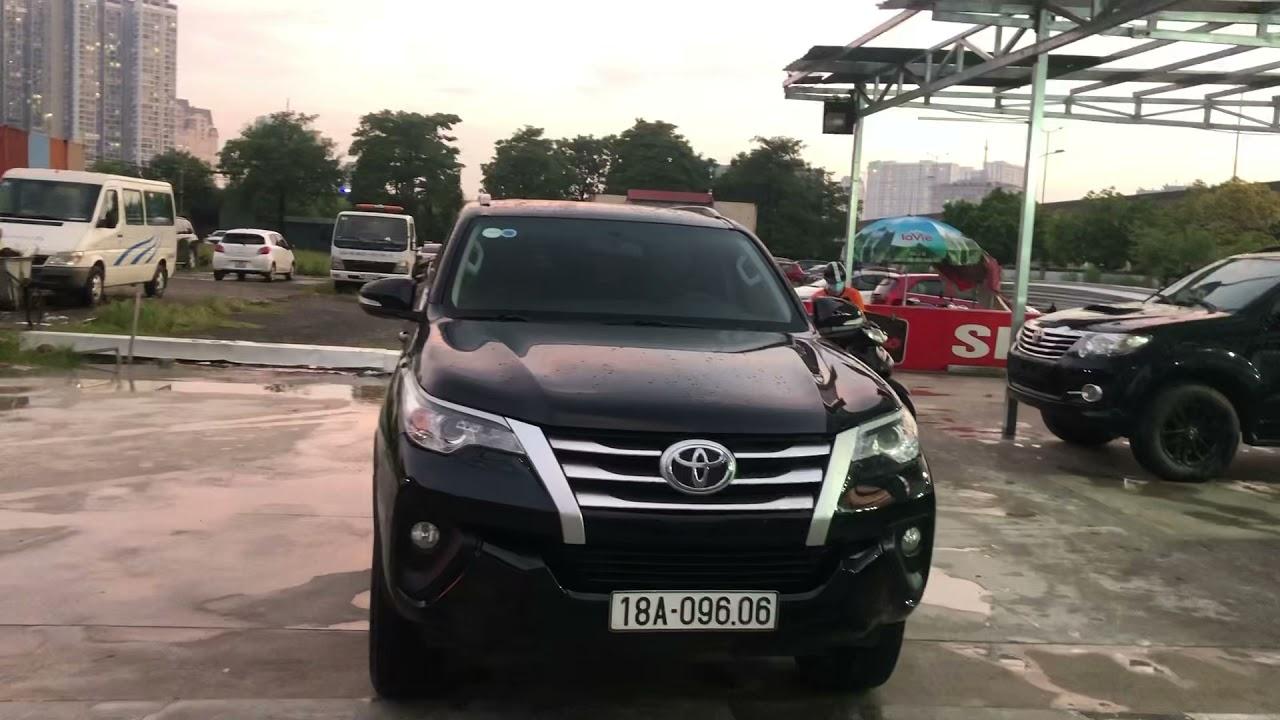 Toyota Fortuner Máy Dầu 2017 Nhập Khẩu! Giá rẻ hơn 400 tr! Tội gì mua Innova! 0965525989