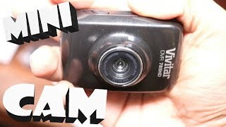 Mini Cámara VIVITAR DVR 785 HD Modelo Go Pro Unboxing Y Review