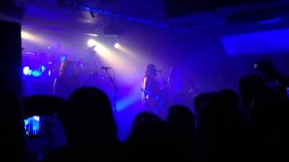 """Darkness Within"" Machine Head Live at Newcastle University Student Union 2014"