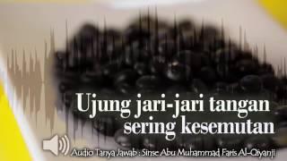 CARA MENGHILANGKAN MATI RASA DAN KESEMUTAN PADA JARI-JARI TANGAN|MATI....