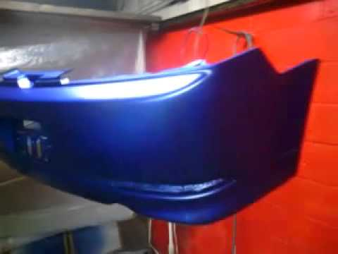 How to paint a Rsx