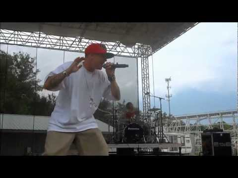 Chris Rene - Young Homie - Six Flags Maryland Live
