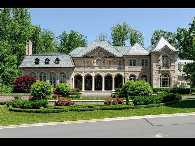 Elegant Mansion in McLean, Virginia | Sotheby's International Realty