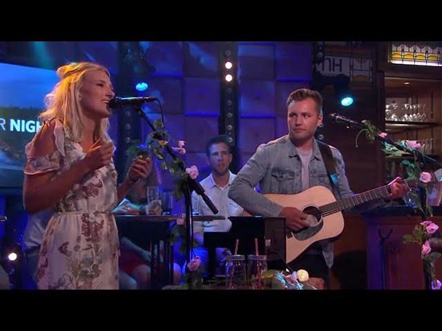 Suzan Freek Hips Dont Lie Rtl Late Night Summer Night Chords