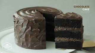 초콜릿 케이크 만들기 : Moist Chocolate …