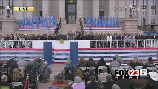 FULL SPEECH: Oklahoma Governor Kevin Stitt's Inaugural Address