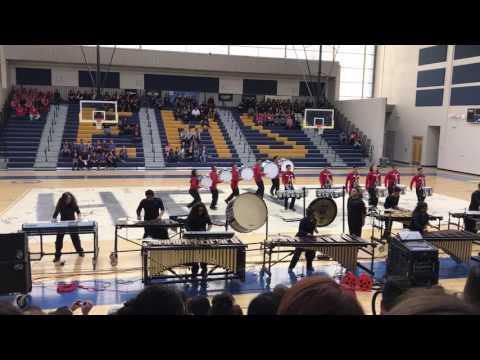 Bel Air Percussion Throwdown 2016