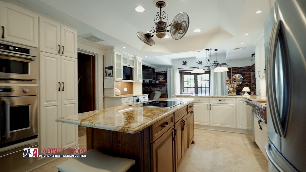 bober-cady project - kitchen remodel in falls church, va - youtube