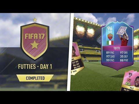 FIFA 17 WINNING A FUT BIRTHDAY CARD *NEW* FUTTIES SBCS & OPENING SBC PACKS *FIFA 18 GIVEAWAY*