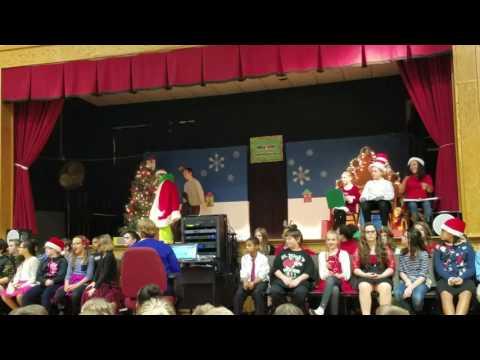 Fell Charter School Christmas Play  5th grade - 8th grade