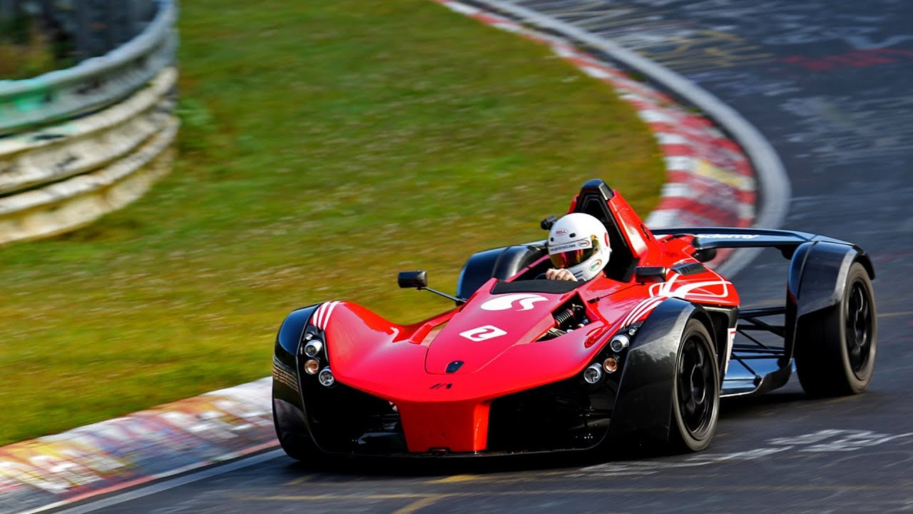 Bac Mono Price >> BAC Mono (2x) - 280 bhp/540 kg! - On the Nurburgring ...