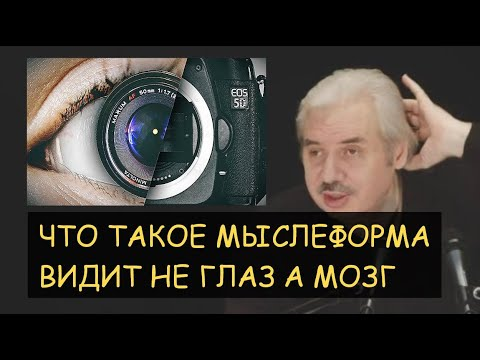 Н.Левашов: Мыслеформа -