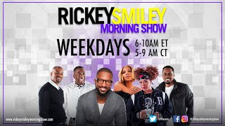 """The Rickey Smiley Morning Show"" Visuals (08/13/20) 