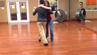 Argentine Tango @ DF Studio, Valse part 1.1