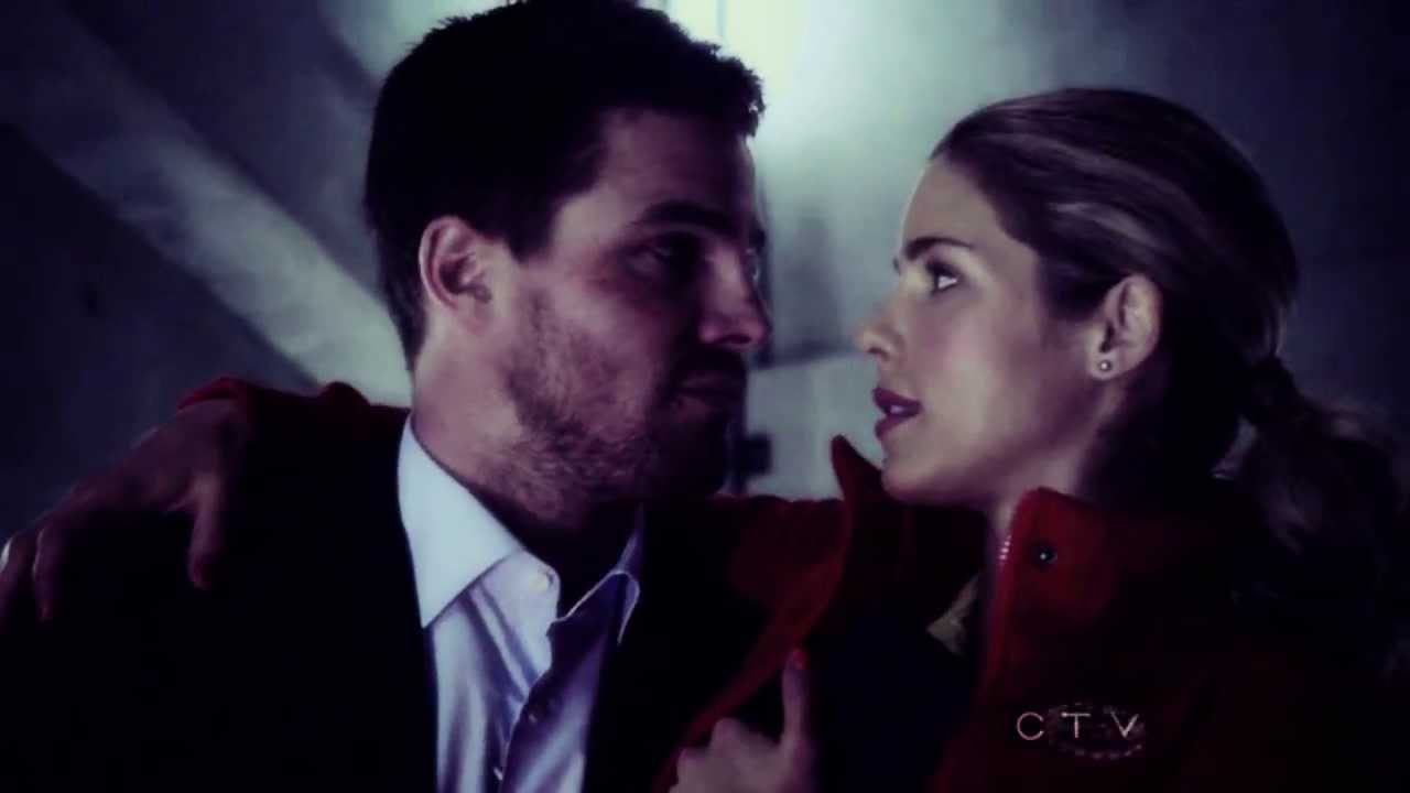 Felicity Smoak & Oliver Queen   Stay ♥ - YouTube