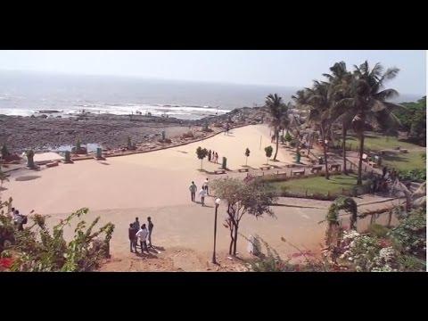 Visit To Mumbai(BANDRA) - मुम्बई दर्शन (Salman and Shahrukh's house)