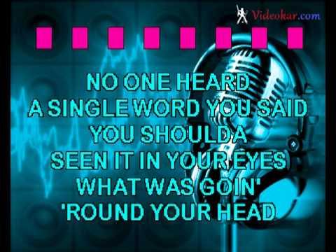 Bon Jovi - Runaway (Karaoke)