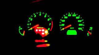 Запуск Mazda Demio в сибирский мороз. Без прогрева.