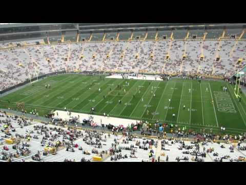View From My Seat At Lambeau Field