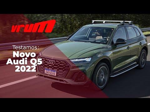 NOVO AUDI Q5: tudo sobre as versões SUV e Sportback