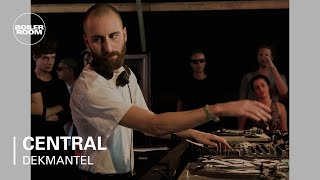 Central Boiler Room x Dekmantel Festival DJ Set