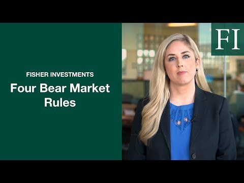 4 Bear Market Rules To Help Guide Your Investing Decisions | Fisher Investments