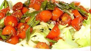 Salada De Repolho Diferente e Deliciosa