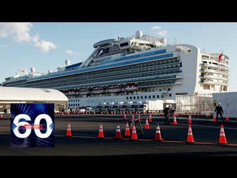 Япония сняла карантин с Diamond Princess. 60 минут от 19.02.20