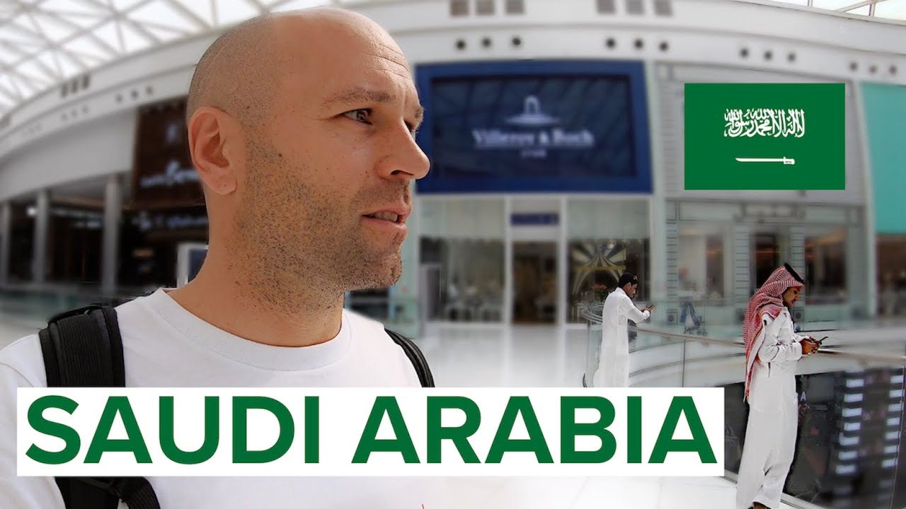 SHOCKING First IMPRESSIONS! Inside SAUDI ARABIA #1