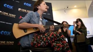 Natalia Lafourcade, hasta la raiz, en vivo!!!