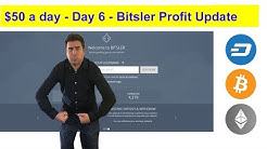 Day 6 of my Bitsler Journey - Already Up to $50 a Day!