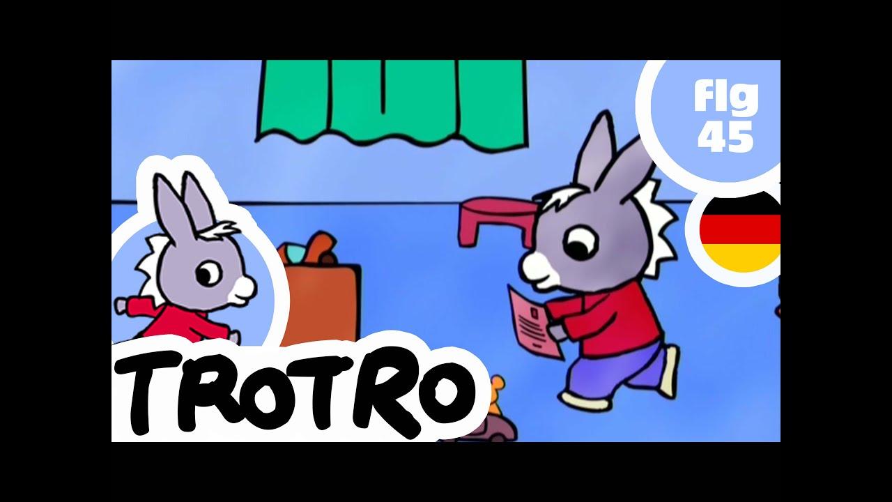TROTRO DEUTSCH - EP45 - Trotros Geschenk für Nana - YouTube