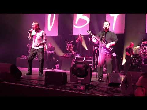 UB40 - Blue Eyes Crying In The Rain & Sing Our Own Song