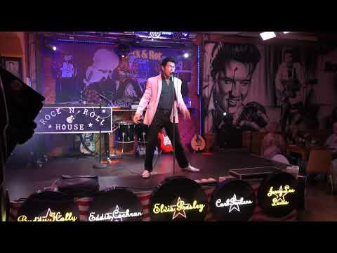 Dean Ryan - Shakin Stevens Tribute - Real Rock n Roll in ULTRA HD