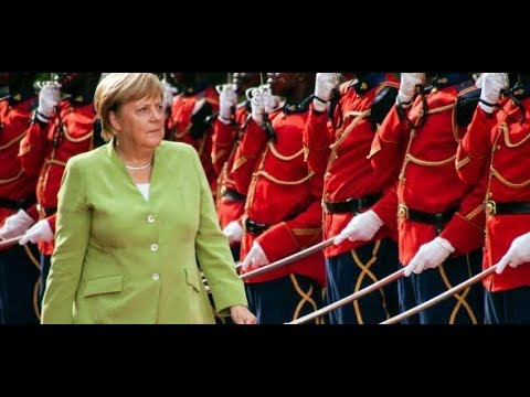 MIR SAN MIT'M RADL DA: Besondere Begrüßung für Merkel im Senegal