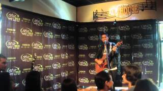"""Star 99.9 Acoustic Sessions with Andy Grammer - """"Keep Your Head Up"""""""