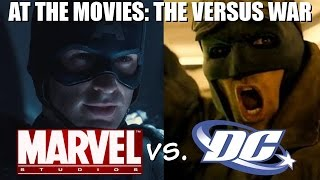 Marvel vs. DC At the Movies: The Versus War