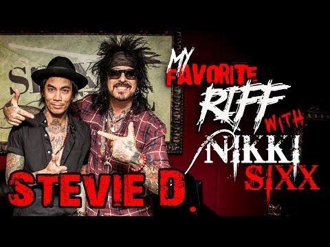 My Favorite Riff with Nikki Sixx: Stevie D (Buckcherry)