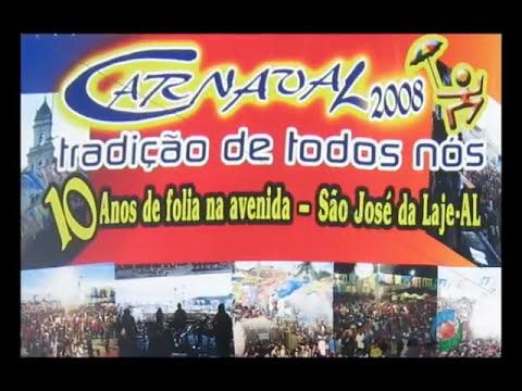TRIO DA HUANNA AO VIVO NO CARNAVAL DE SÃO JOSÉ DA LAJE - AL 2008 COMPLETO