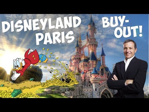 Walt Disney Company Buy-Out Disneyland Paris: All YOU need to know!