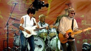 Jeff Beck & Kenneth St. King  - Instrumental Slow Blues Guitar (Parody) - NEW 2014 Blues Music