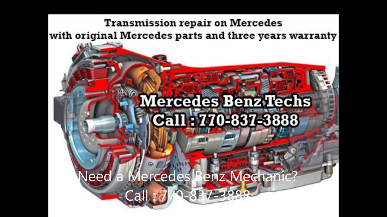 Mercedes Benz Transmission Fluid Change | Mercedes ...